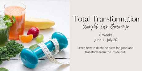 Total Transformation Weight Loss Bootcamp tickets