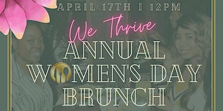 UIU Tristate Annual Women's Day Brunch tickets