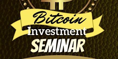 Bird Ent Bitcoin Seminar tickets