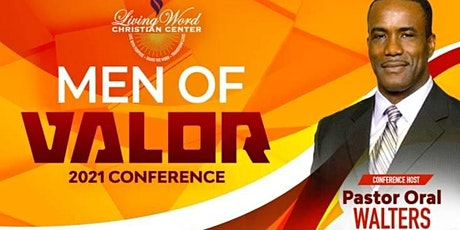 Men Of Valor 2021 Conference tickets