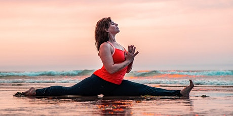 Wine and Unwind Yoga with Tracy at Crystal Hill Vineyard tickets