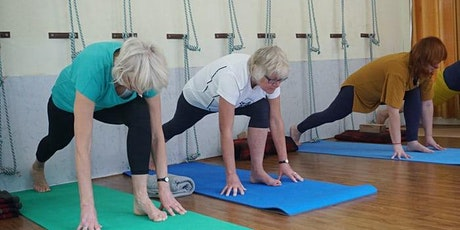 Community Yoga for Absolute Beginners- Adult Session tickets