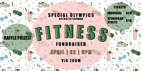 Special Olympics DC YPC Fitness Fundraiser tickets