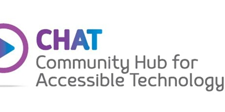CATCH UP CHAT Series -  1. Accessible Video Conferencing -What's Working? tickets