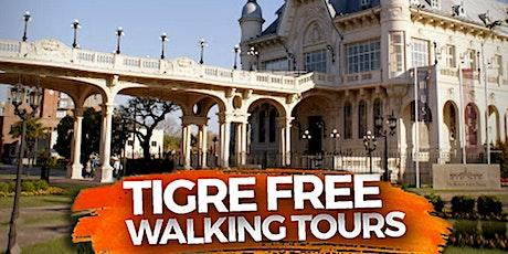 Tigre Free Walking Tours. Caminata por Paseo Victorica hasta el MAT entradas