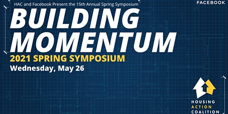 15th Annual Spring Symposium: Building Momentum tickets