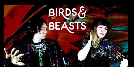 Birds & Beasts // Chris Dover @ The Underground, Bradford tickets
