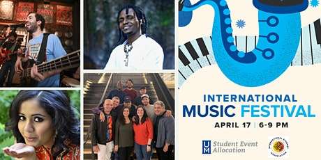 University of Memphis: International Music Festival tickets