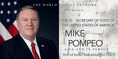 Outdoor Torah Inaugural & Celebration With Mike Pompeo and SIX13 tickets