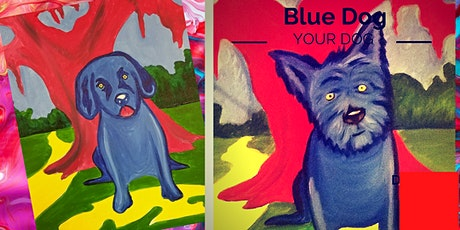 Blue Dog Your Dog tickets