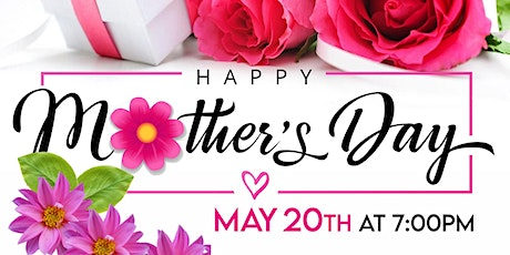 Mother's Day -  Bingo Party tickets