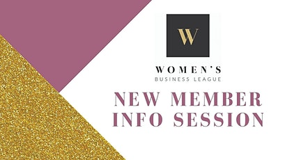 New Member Information Session tickets
