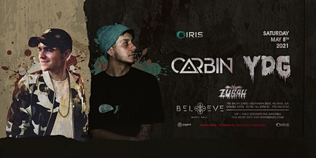Carbin & YDG |IRIS ESP101 [Learn To Believe] @ Believe | Saturday, May 8 tickets