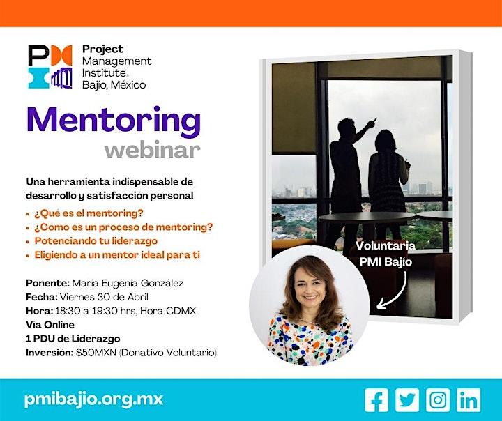 Imagen de Mentoring - Herramienta indispensable de desarrollo y satisfacción personal