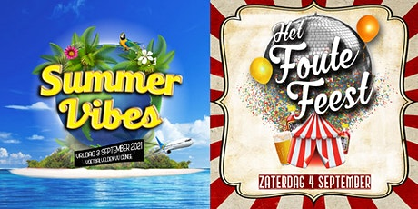 Feestweekend Clinge - Weekendtickets tickets