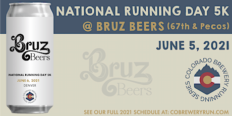 National Running Day 5k @ Bruz Beers | Colorado Brewery Running Series tickets