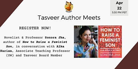 Tasveer Author Meets with Sonora Jha tickets