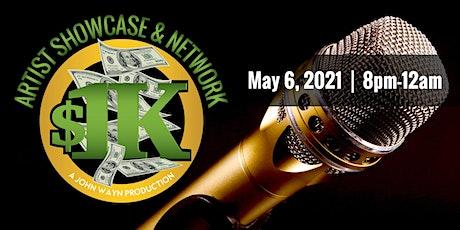 1K Showcase & Network Artist Registration tickets
