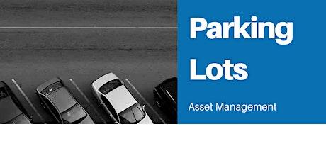 StreetSaver Parking Lots Webinar tickets