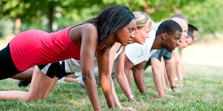 Total Body Workout by Megan Sasha - Outdoor, Low-impact, Fat Burning Class tickets