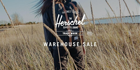 Herschel Supply Warehouse Sale - Santa Ana, CA tickets