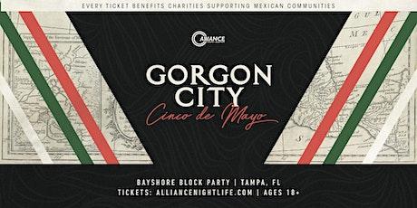 Bayshore Block Party: Gorgon City - Tampa, FL tickets