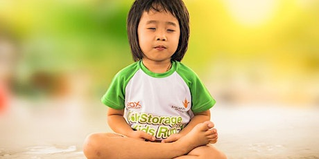 Community Yoga for Absolute Beginners- Children's  Session tickets