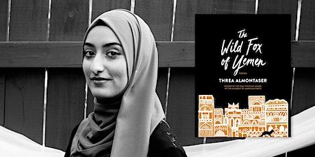 Threa Almontaser | Wild Fox of Yemen tickets