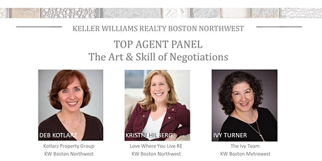 Top Agent Panel: The Art & Skill of Negotiations tickets