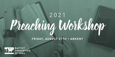 Preaching Workshop with Bill Curtis tickets
