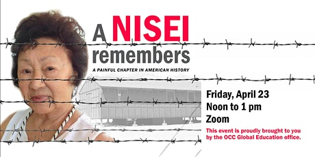 A Nisei Remembers tickets