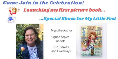Book Launch for children's picturebook, Special Shoes for My Little Feet tickets