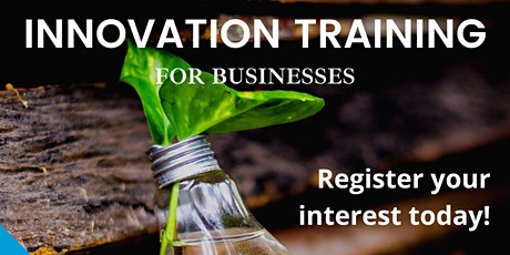 Innovation Workshops for Business tickets
