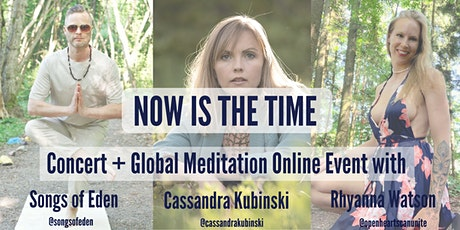 Now Is The Time Concert + Meditation tickets