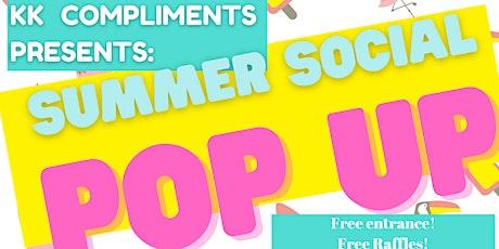 Summer Social Pop Up tickets