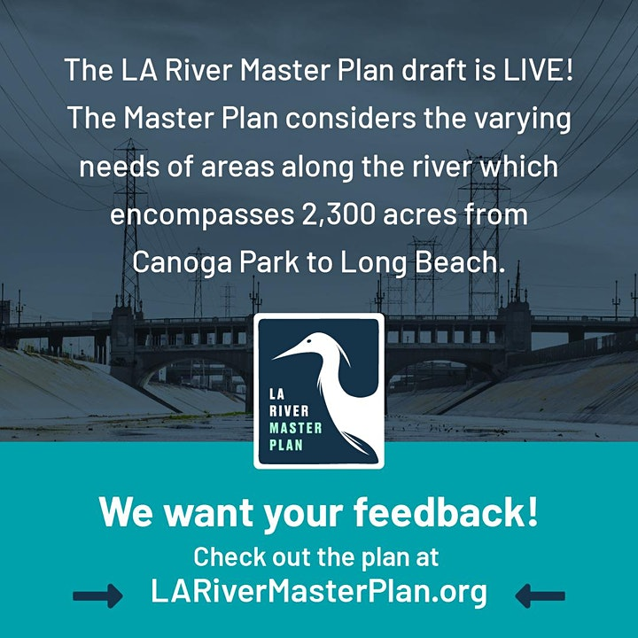 ASCE OC YMF x EWRI: Los Angeles River Master Plan Update image