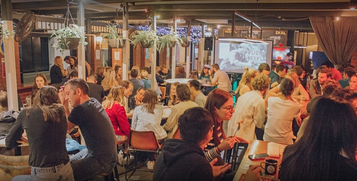 Moonee Ponds Traders Association  Business Networking and Trivia Evening image