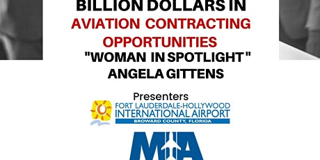 NABWIC  BILLION DOLLAR LUNCHEON IN AVIATION CONTRACTING OPPORTUNITIES tickets