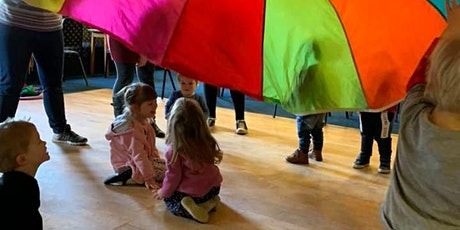 Telling Tales - preschool storytime sesson tickets