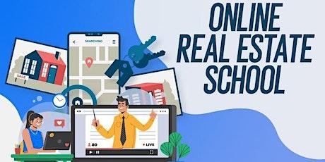 Online Real Estate School tickets