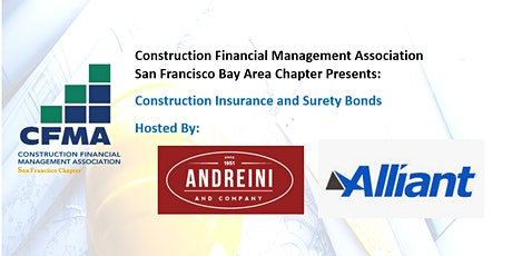 Construction Insurance and Surety Bonds tickets
