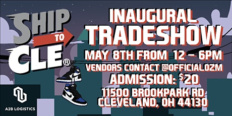 ShipToCLE Inaugural Trade Show tickets