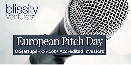 European Pitch Day tickets
