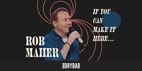 """Rob Maher LIVE from """"Hart of the City"""", Dry Bar Comedy and Die Laughing tickets"""