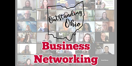 Outstanding Ohio Virtual Business Networking tickets