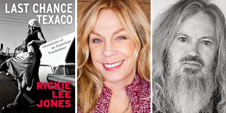 Rickie Lee Jones: Last Chance Texaco: Chronicles of an American Troubadour tickets