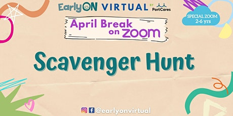 Special Activity: Virtual Scavenger Hunt tickets