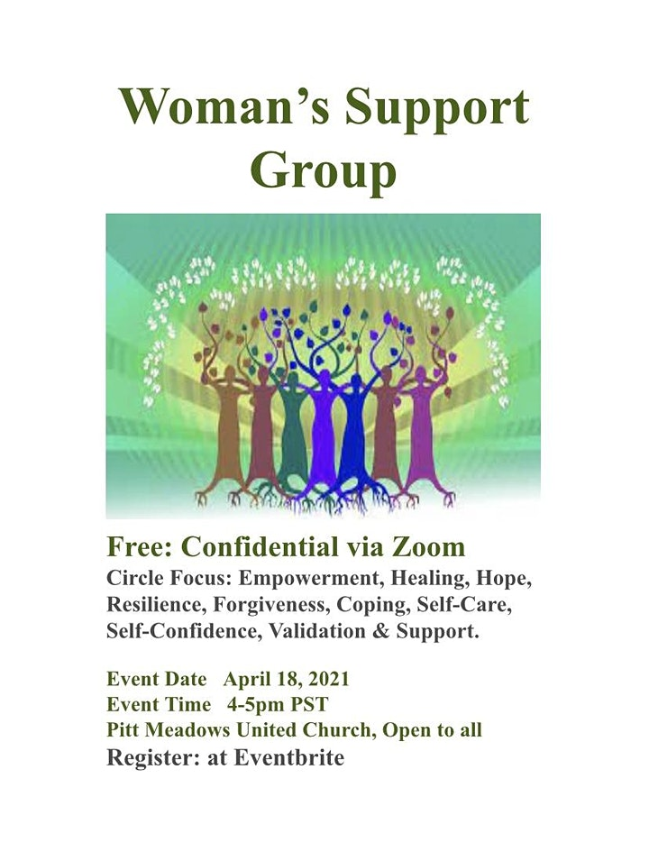 Woman's Support Group image