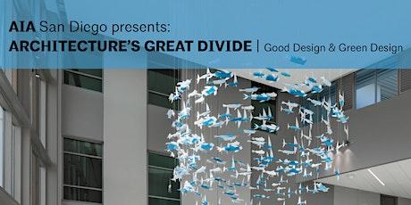 Architecture's Great Divide biljetter