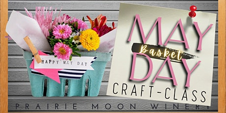 May Day Basket Craft tickets